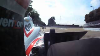 #INDYCAR In-Car Theater: Will Power