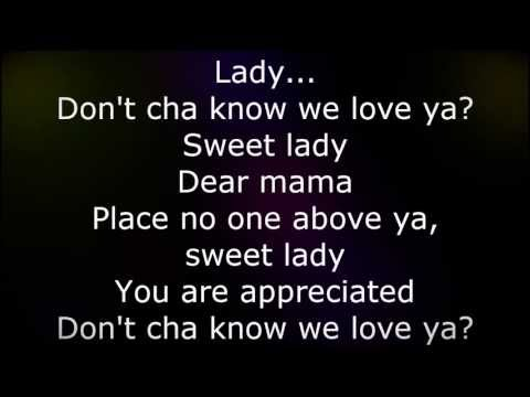 2Pac - Dear Mama ( LYRICS )