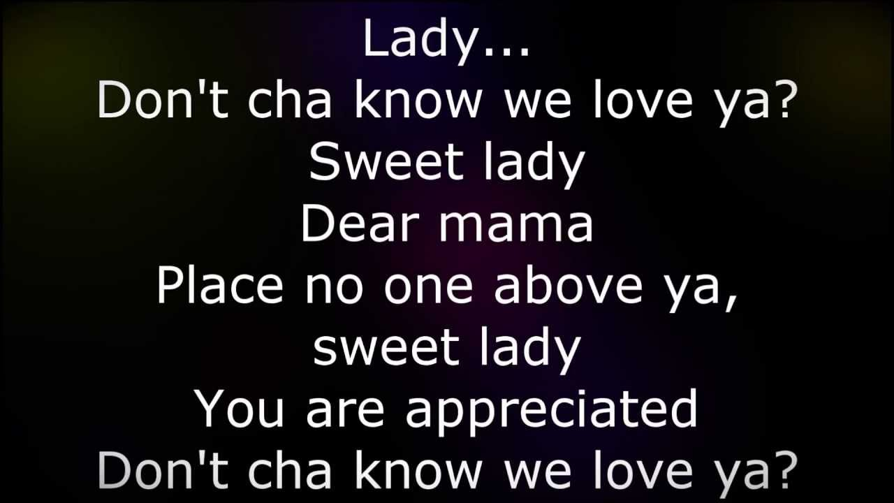 Free tupac lyrics