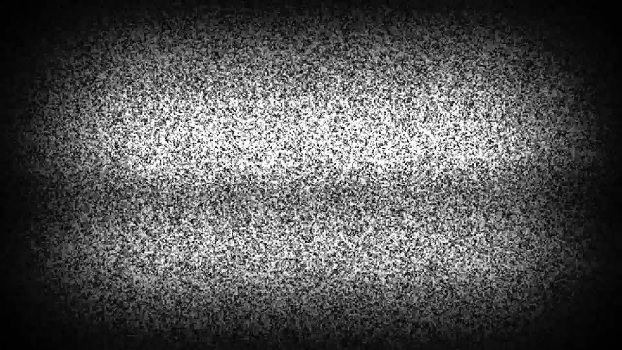 Tv static 1080p youtube - What is tv static ...