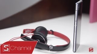 Schannel - Giới thiệu tai nghe Sony MDR-S70AP - CellphoneS
