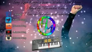 Zack Knight x Jasmin Walia - Bom Diggy instrumental | Himanshu Katara |