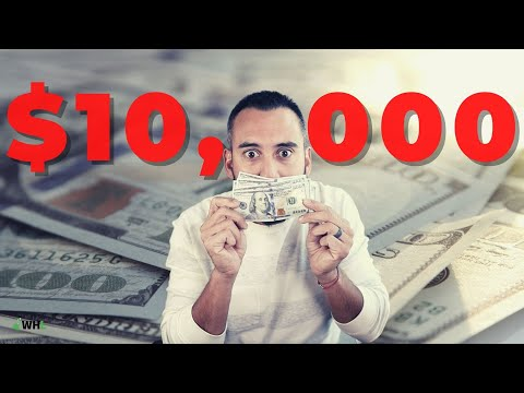 How to Invest $10,000 Dollars (certified financial planner advice)