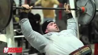 Branch warren chest training
