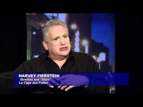 Harvey Fierstein on La MaMa and Arthur Laurents