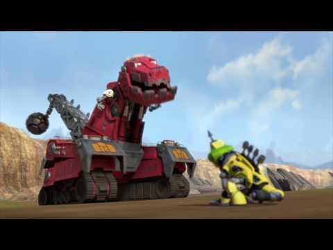 TRT Çocuk - Dinozor Makineler Çok Yakında