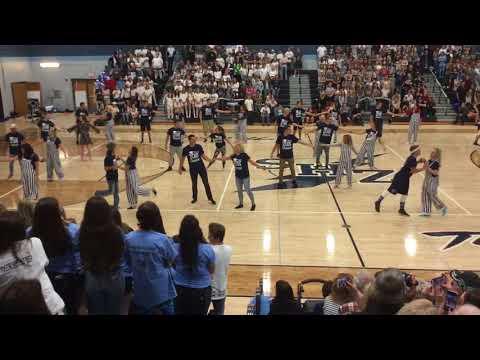 Zimmerman High School Homecoming Senior Dance 2017