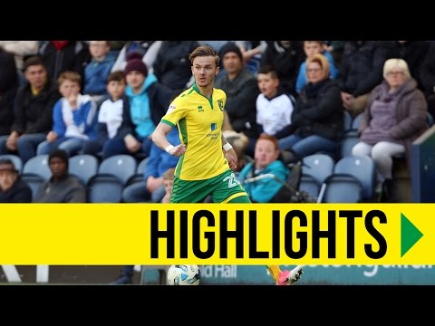 HIGHLIGHTS: Preston North End 1- 3 Norwich City
