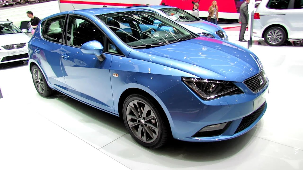 2014 seat ibiza tdi itech exterior and interior walkaround 2014 geneva motor show youtube. Black Bedroom Furniture Sets. Home Design Ideas