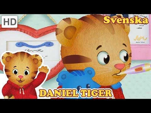 Daniel Tigers Kvarter & Peg  Katt På Svenska