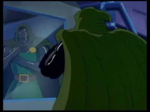 Nightmare In Green: Hulk Joins Dr. Doom