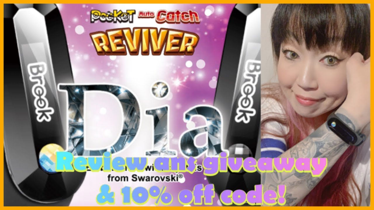 Pocket Auto Catch Dia Review and Giveaway