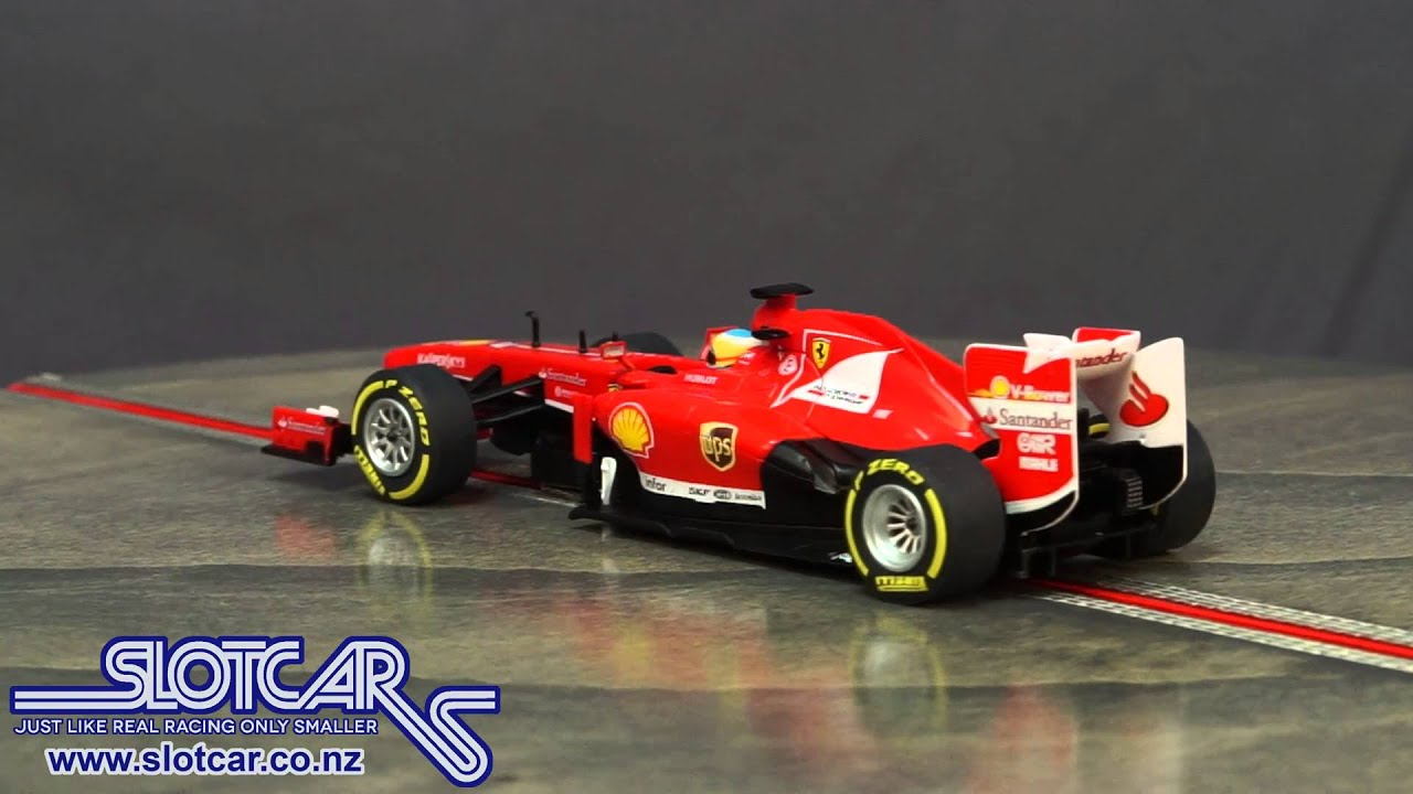 27466 Carrera Evolution Slot Car Ferrari F138 F1 2013