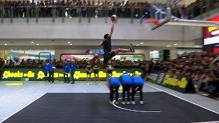 Slam Dunk Contest | Leg 4 | CTG Pilipinas 3x3 Patriot's Cup 2019 Video