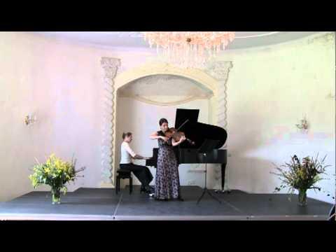 Rebecca Clarke  viola and piano  I´ll bid my heart be still