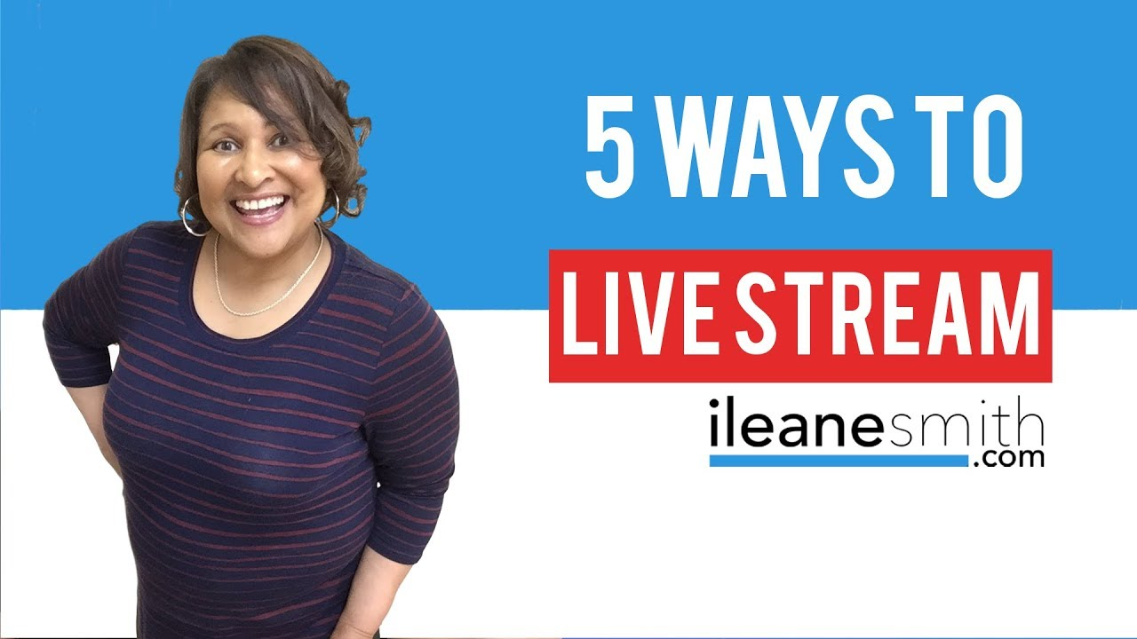 5 Live Streaming Apps for iPhone and Android