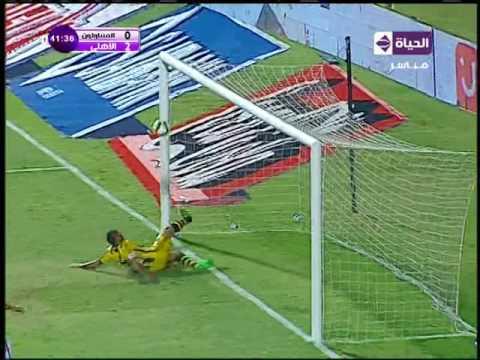 هدف ايفونا الثاني على المقاولون العرب HD