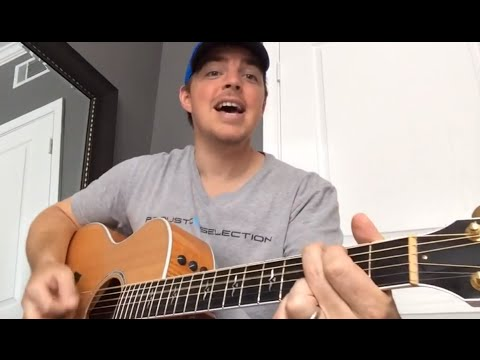 Yeah Beginner Guitar Lesson Joe Nichols Youtube