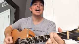 """Yeah"" Beginner Guitar Lesson - (Joe Nichols)"