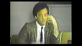 Billy Joel: Allentown explained with The Mayor of Allentown - 1982