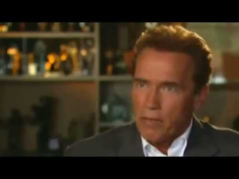Arnold Schwarzenegger Interview -  Mind is More Important Than the Body