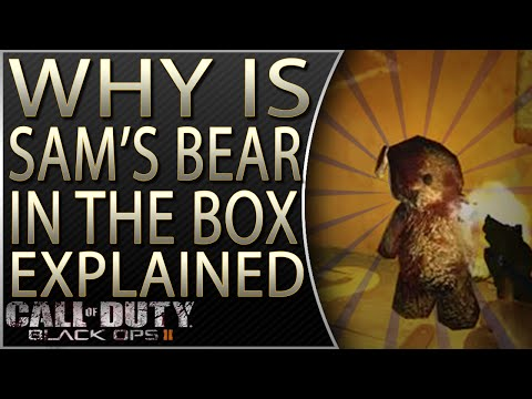 Zombie Storyline | Why a Teddy Bear Explained | Sam's Teddy Bear Meaning Explained