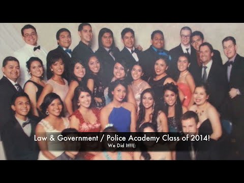 James Monroe High School Magnet 2014
