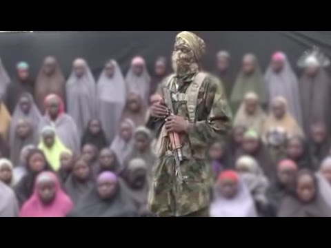 Video reportedly shows missing Chibok girls