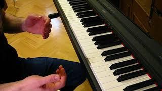 блюзовые фишки #3 - знаю блюзовый лад, что дальше? самые классные приёмы блюзового фортепиано