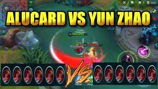 Video Mobile Legends: ALUCARD vs YUN ZHAO !! (120% LIFESTEAL Experiment) download MP3, 3GP, MP4, WEBM, AVI, FLV November 2017