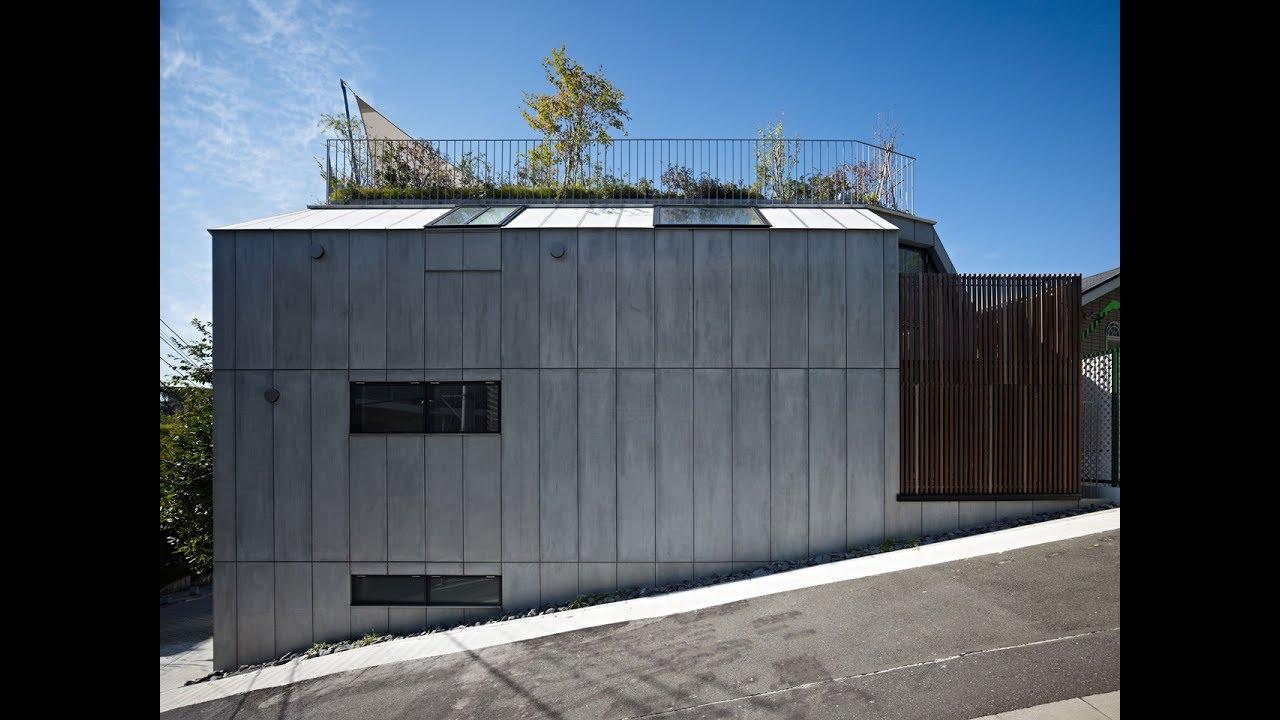 Sky garden house by keiji ashizawa design tokyo japan - Residence contemporaine sky garden keiji ashizawa design ...