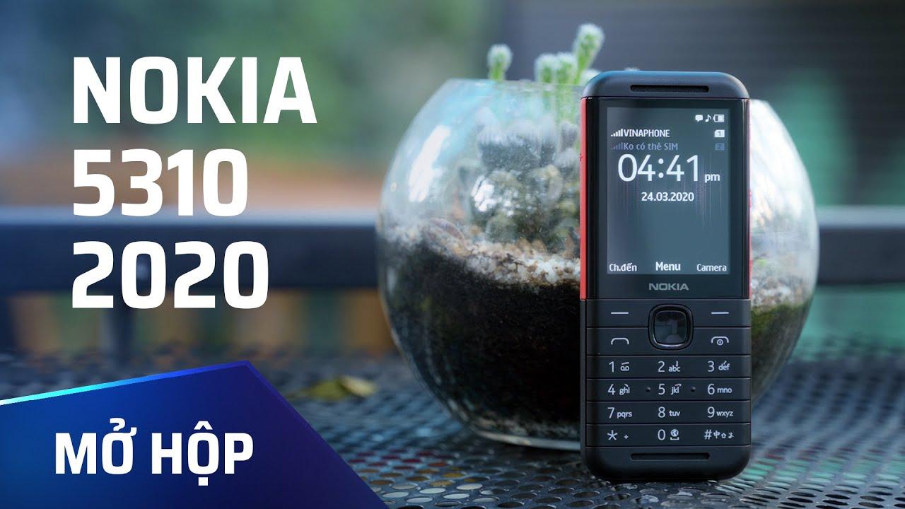 """Nokia 5310 (2020) – Nokia """"lại"""" hồi sinh 1 huyền thoại"""