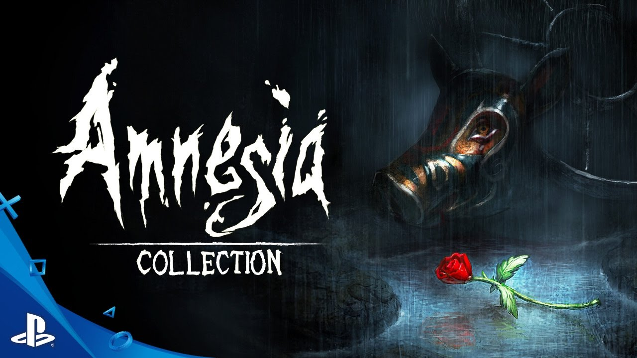 Amnesia: Collection - Announcement Trailer | PS4