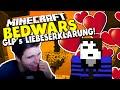 GLP S LIEBESERKLÄRUNG TRAUMHAFTER SONG ✪ Minecraft Bedwars Woche Tag 104 mit GermanLetsPlay