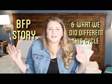 BFP Story and What We Did Different This Cycle
