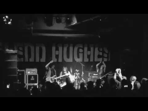Glenn Hughes   US TOUR 2016   Whitesburg KY   Way Down To The Bone   Muscle and Blood   Orion   Touc