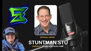 Zander's Podcast   Episode 12   Stuntman Stu
