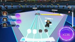 ROBLOX RoBeats - Gangnam Style (Lin & Park Cover) by PSY (A) + no misses
