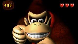 Donkey Kong Jungle Beat Full Walkthrough/Gameplay GameCube HD 1080p Part 1 of 3