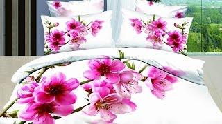 Постельное белье 5d сатин новинки(Постельное белье 5d сатин одна из самых супер популярных тенденций в мире текстильной моды. Комплект постел..., 2014-10-11T16:12:05.000Z)