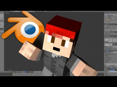 How to Make 3D Renders of Your Minecraft Skin