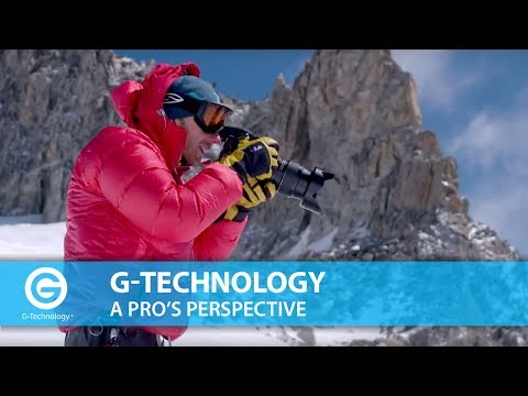 G-Technology | Why G-Technology Drives? A Pro's Perspective.