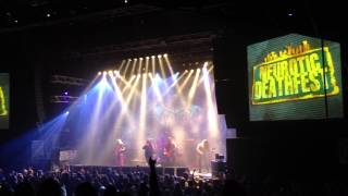Obituary - Infected, Neurotic Deathfest - 013 - Tilburg - NL, 19/04/2015
