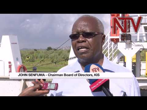 Government urged to revive vessel repair and maintenance in Kampala