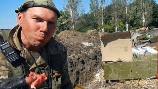 Террорист-каратель Алабай из Новороссии