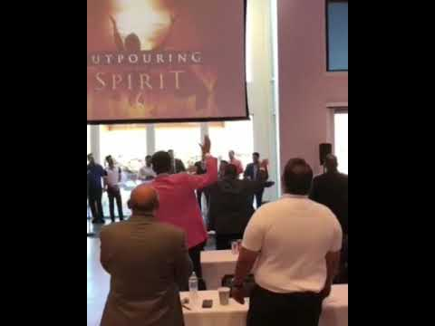 Sacramento church Holy Spirit Conference 2017