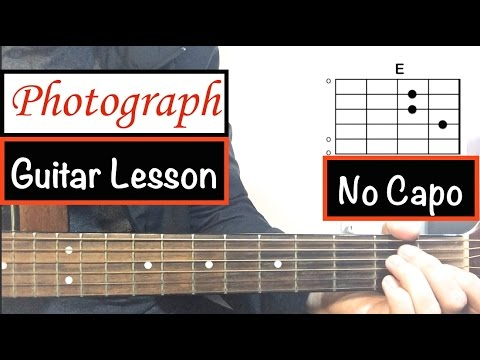 "Photograph"" - Ed Sheeran 