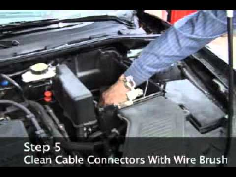 how-to-replace-a-car-battery