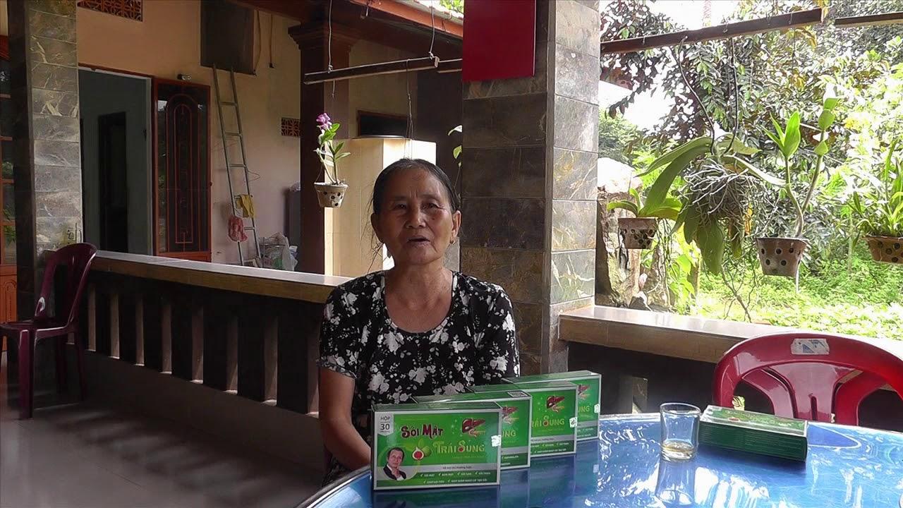 Sỏi Mật Trái Sung: Điều trị sỏi thận, thận ứ nước hiệu quả – Cô Thuận ở Bà Rịa chia sẻ gì?