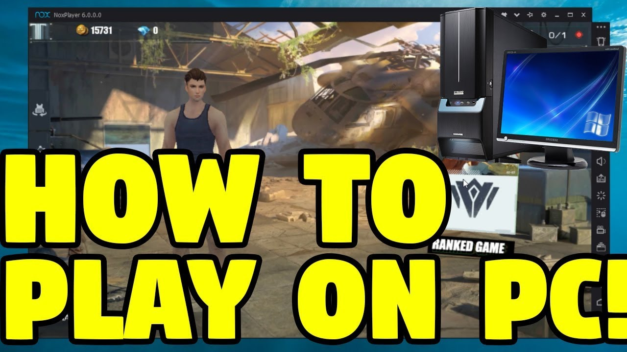 How To Play Rules Of Survival On Pc Using Nox Settings To Optimize